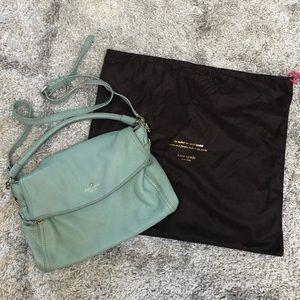 Kate Spade Seafoam Green bag